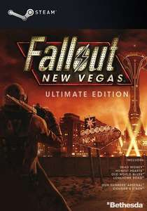 Fallout New Vegas: Ultimate Edition STEAM z gamesplanet.com