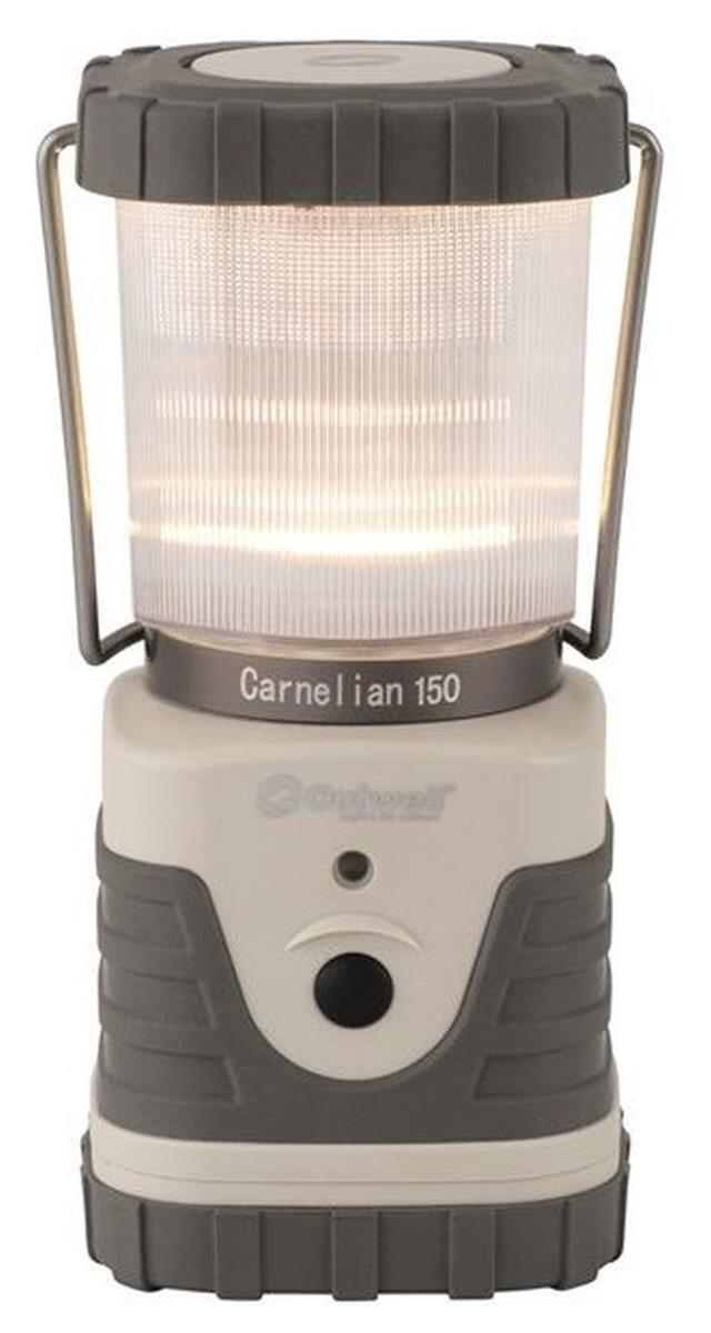 Lampa turystyczna, biwakowa OUTWELL CARNELIAN DC 150, 150lm (20029), możliwa cena 68,05 zł z kodem za newsletter