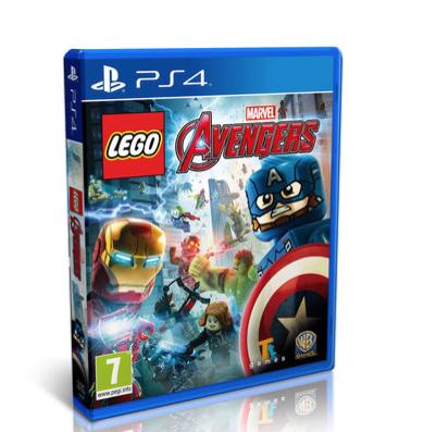 Lego Avengers PS4 w Lidlu