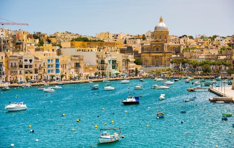 Malta 5dni hotel3* śniadania lot transfery 11-15 listopada KTW