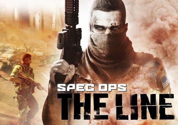 Spec Ops: The Line z Gamivo za 0,4$ (~1,55zł)