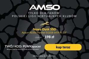 Dysk SSD Apacer AS350 Panther 512GB