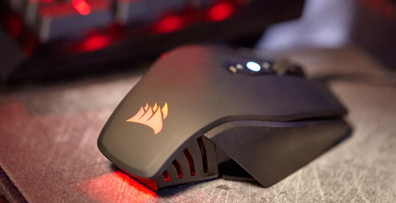 Myszka mysz Corsair M65 Pro (czarny)