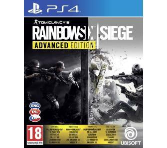 Tom Clancy's Rainbow Six Siege - Edycja Advanced  PS4 z darmową dostawą do sklepów EURO RTV AGD