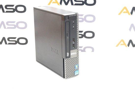 DELL Optiplex 7010 USFF i5-3470s 4GB 120 GB SSD DVD Windows za 499