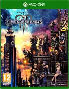 Kingdom Hearts III ANG Xbox One/PS4