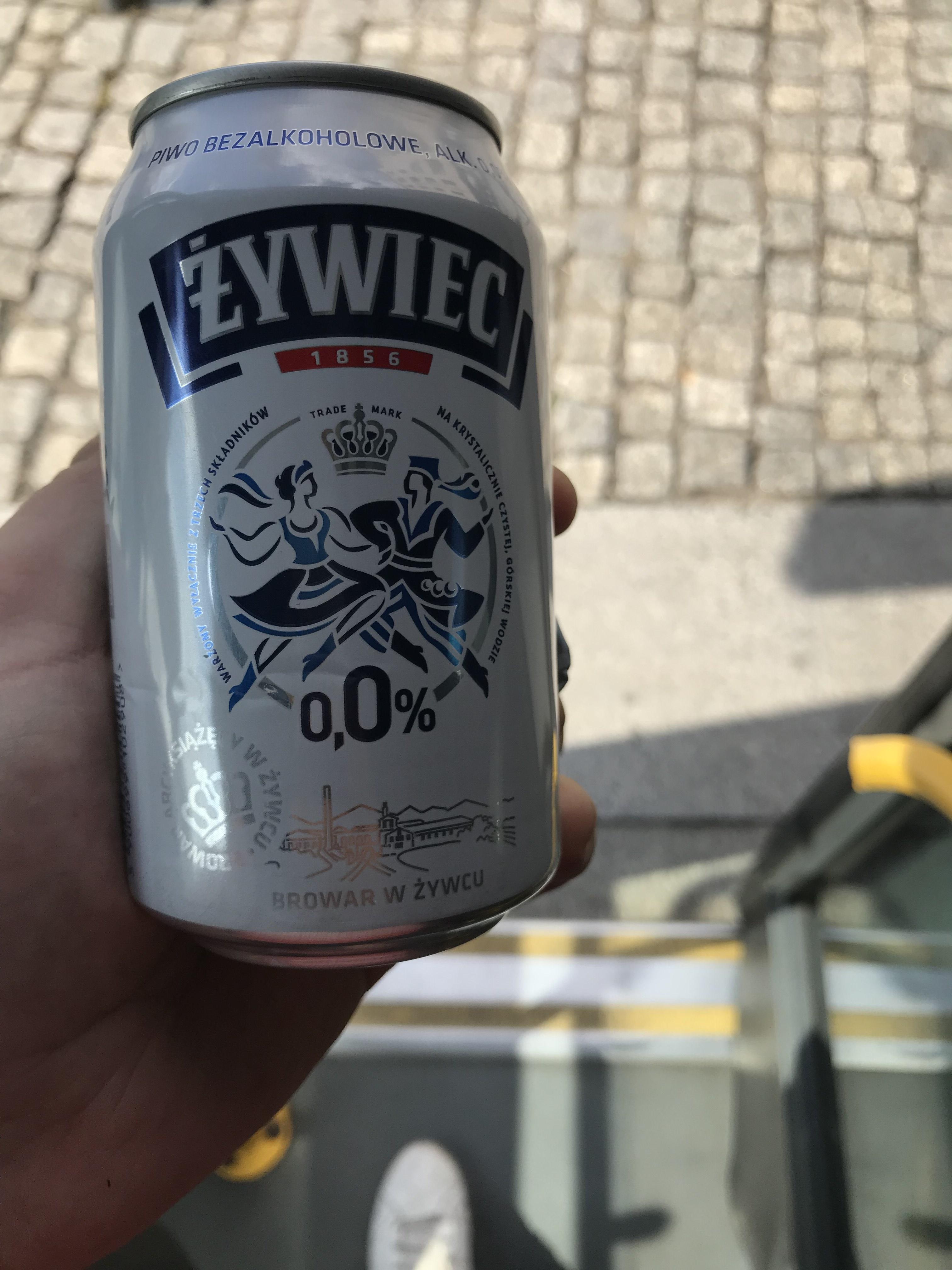 Żywiec 0% we Wrocławiu