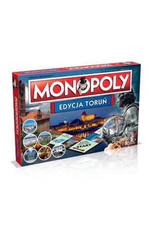 Gra Monopoly w wersji Toruń z przesyłką do Kiosku Ruchu