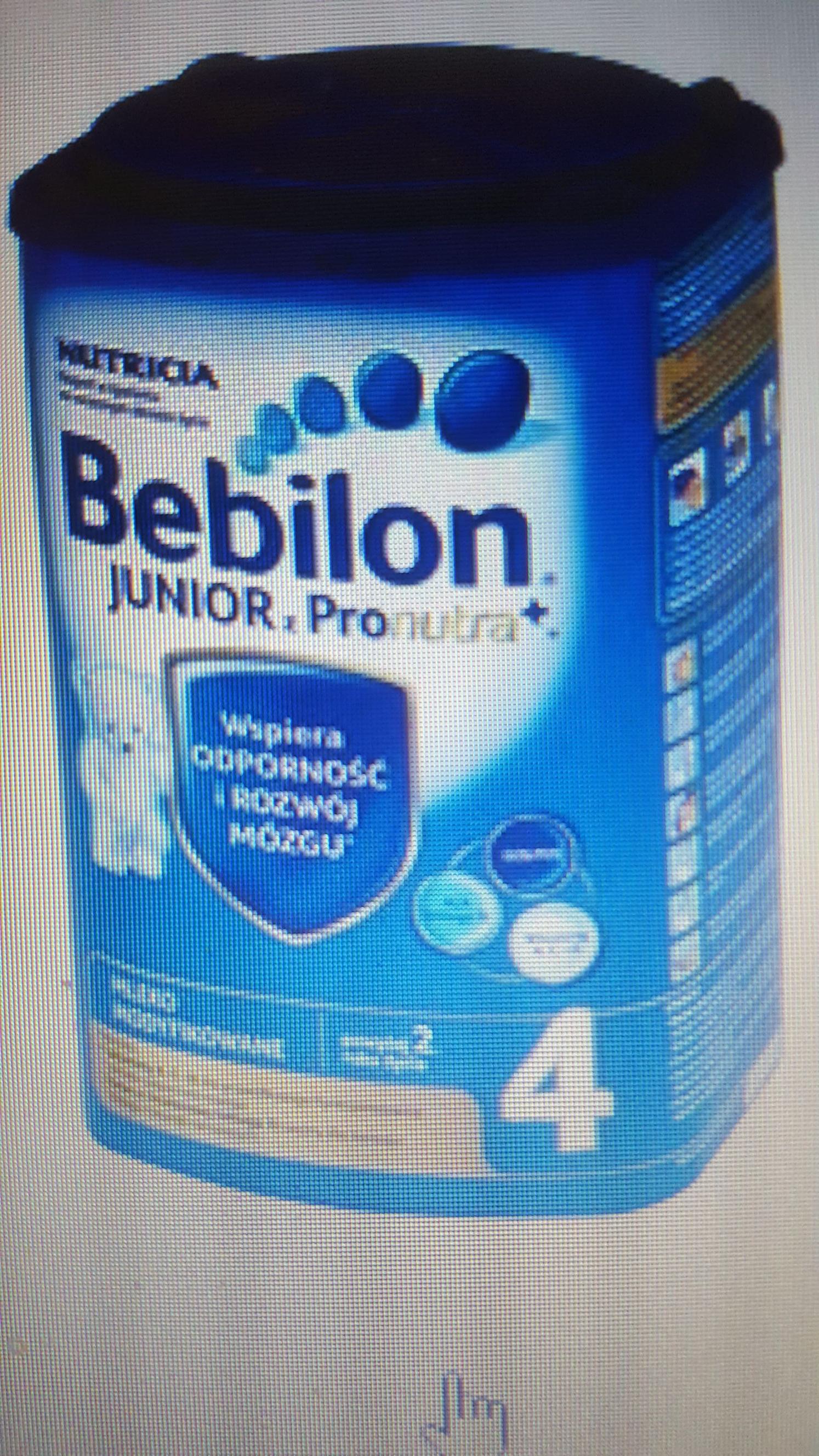 Mleko Bebilon Junior 4 proszek 800g Pronutra Advance