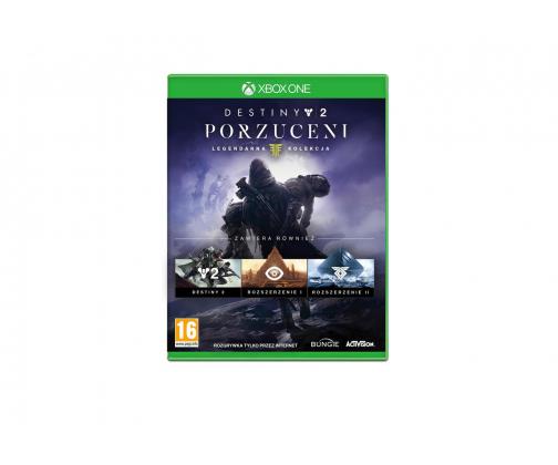 Destiny 2: Porzuceni - Legendarna Kolekcja Xbox One/PS4