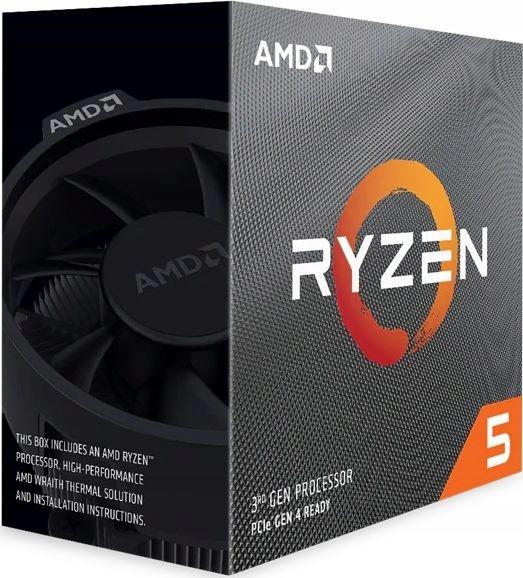 Ryzen 5 3600 ZEN2 BOX GW NEW