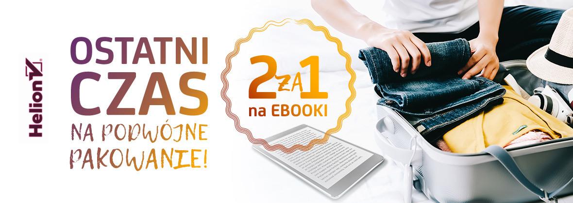 2 ebooki w cenie 1@ Helion