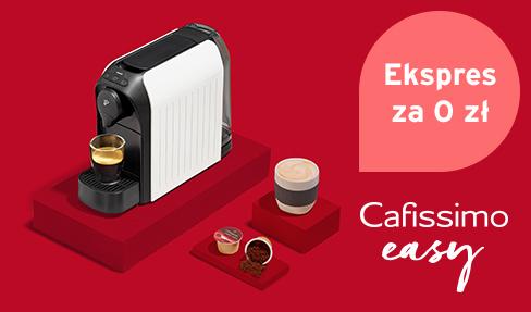 Ekspres Tchibo Cafissimo Easy gratis przy zakupie 4x80 kapsułek @ Tchibo