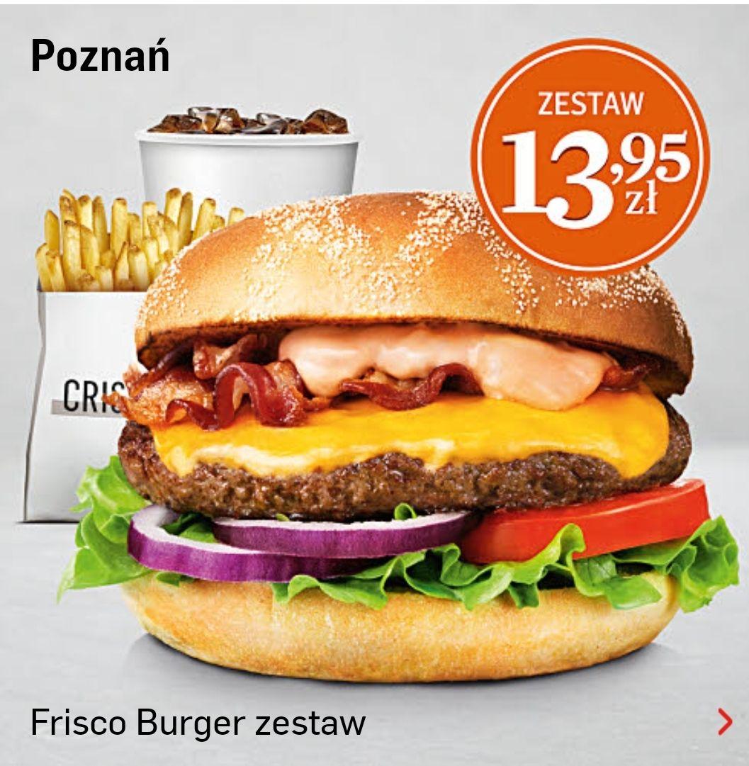 Max Burgers otwarcie Hetmańska Poznań