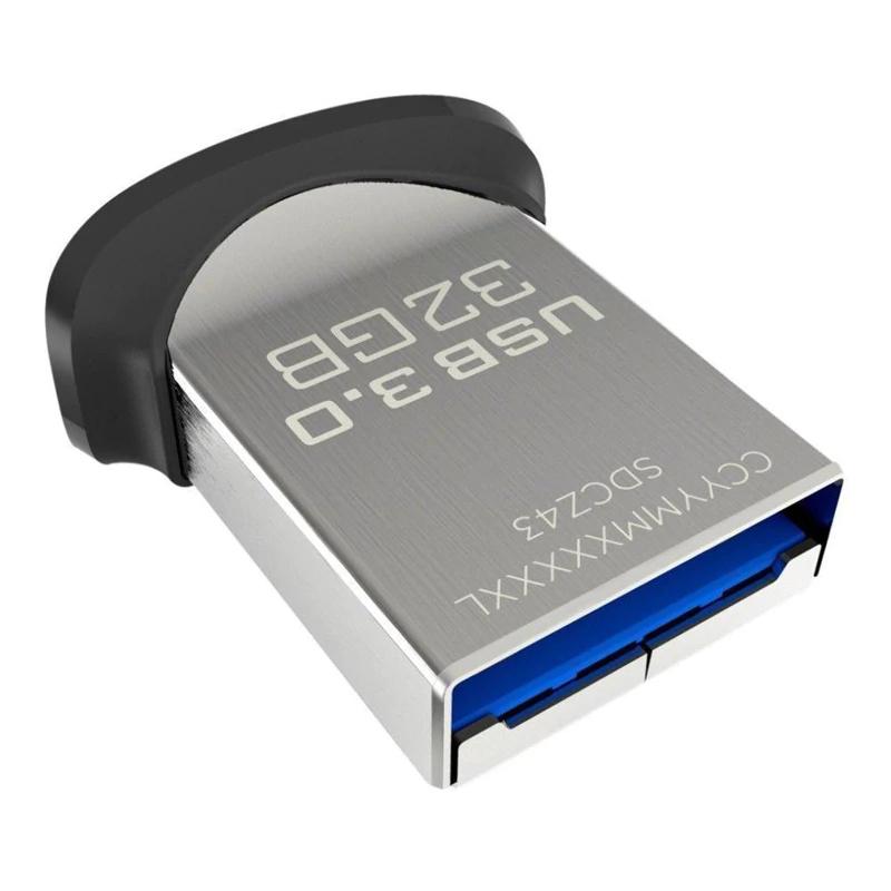 SanDisk Ultra Fit 128 GB USB 3,0 130MB/S