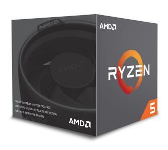 Procesor AMD Ryzen 5 2600 3,9 GHz AM4 (YD2600BBAFBOX)