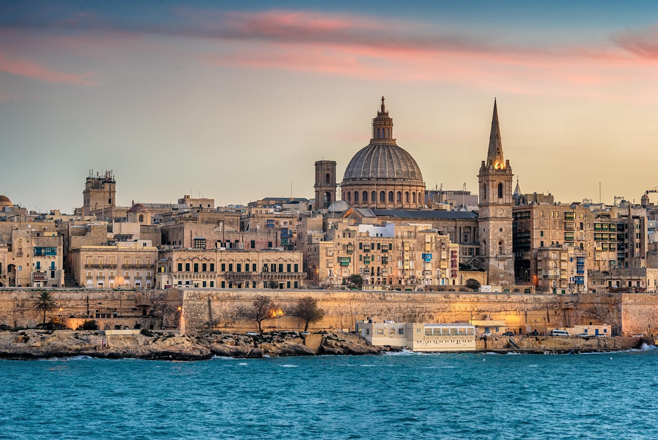 Malta 8 dni apartament loty 20-28.10 KTW
