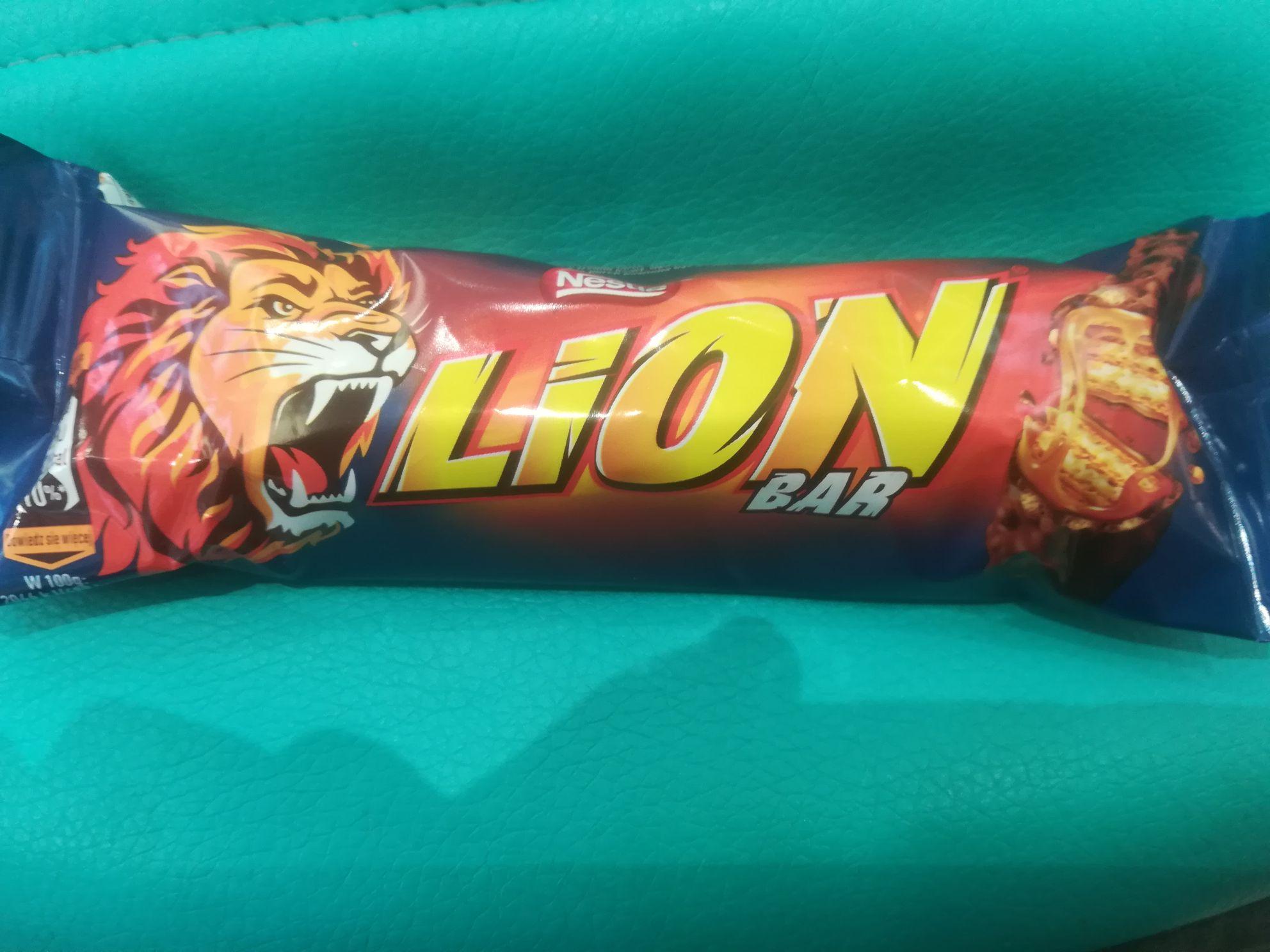Baton Lion Carrefour Targówek
