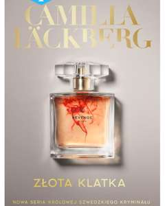 Ebook Audiobook Złota Klatka Camilla Lackberg