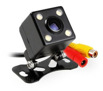 Samochodowa kamera cofania Vordon 4SMDPL, odbiór w sklepie 0 zł