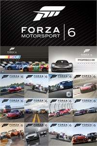 Kompletna kolekcja dodatków Forza Motorsport 6 Xbox One