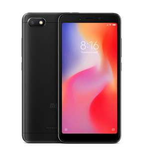 Xiaomi Redmi 6A Global Version 2/32GB za 75.87$ z wysyłką PDM @ Banggood