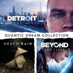 Quantic Dream Collection PS4 PSN US
