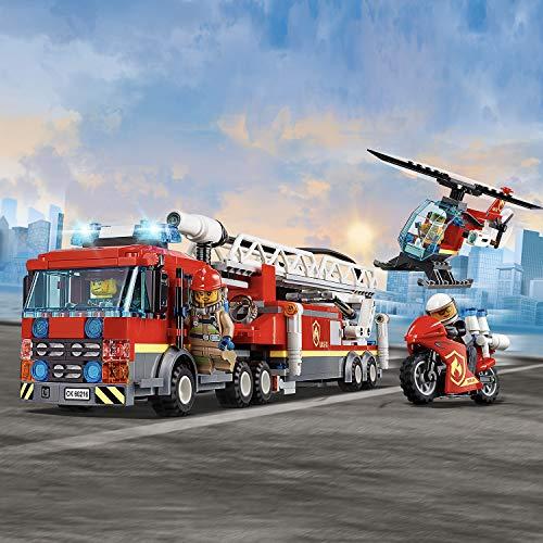 LEGO City 60216 - bardzo fajna w dobrej cenie straż - Amazon.de