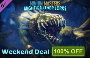 Minion Masters - Might of the Slither Lords DLC