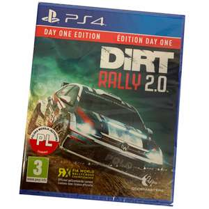Dirt Rally 2.0 PS4/Xbox One