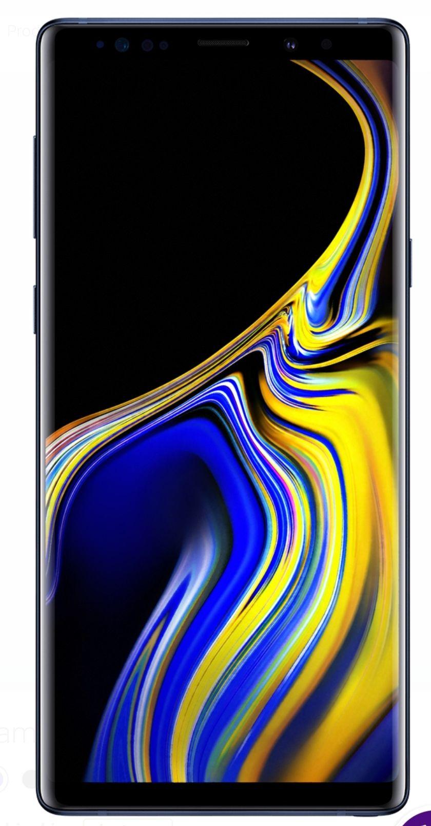 Samsung Galaxy Note 9 - 600zl taniej
