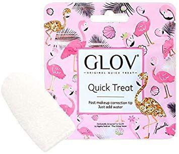 Rękawiczka do korekt makijażu GLOV Quick Treat