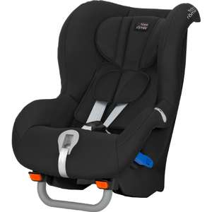 Fotelik RWF Britax Romer Max-Way Black Series za 879zł @ Pink or Blue