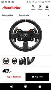 Thrustmaster t28 leather gt add-on, super cena!