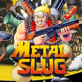 Metal Slug 2/3/X @Yuplay