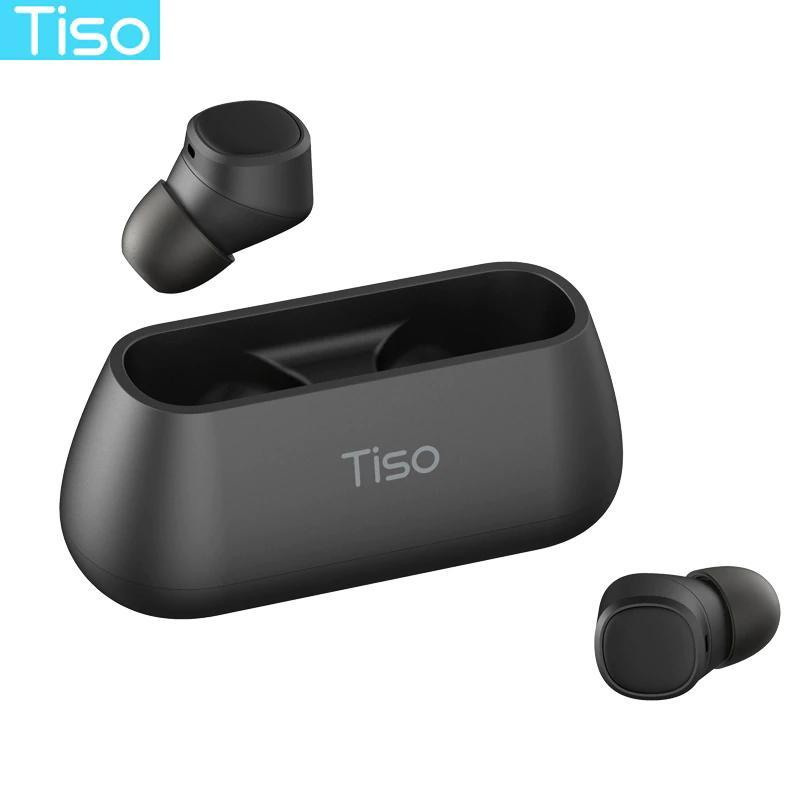 Słuchawki Tiso i4 Bluetooth 5.0