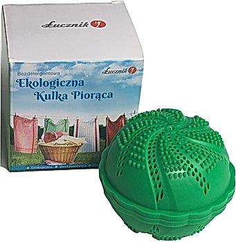 Ekologiczna kulka piorąca Łucznik, Carrefour