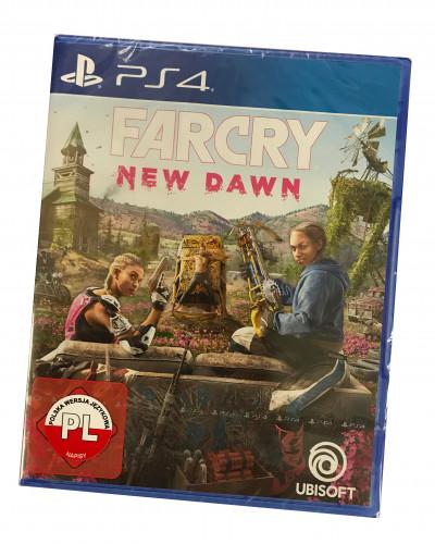 FAR CRY NEW DAWN na PS4 PL