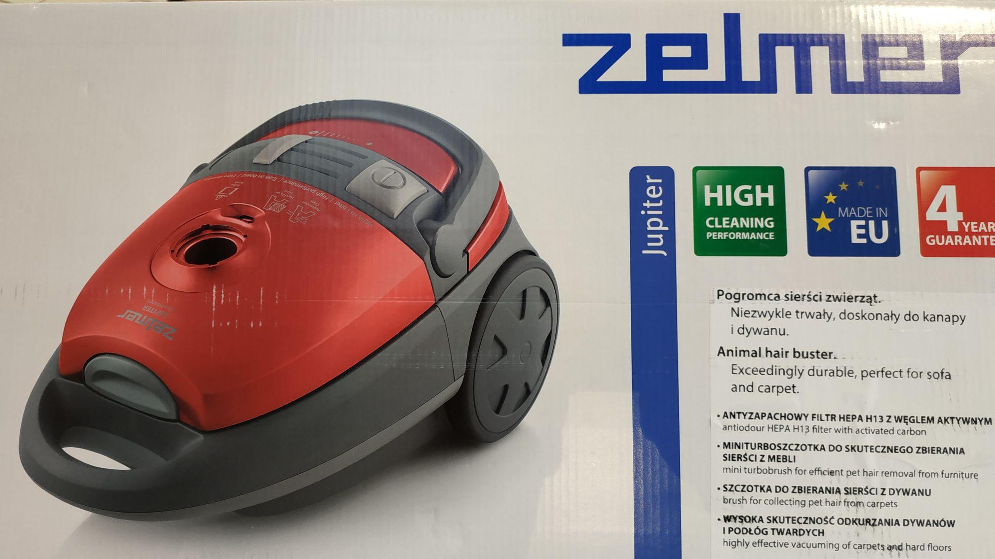 Odkurzacz Zelmer Jupiter zvc427ca Auchan Janki