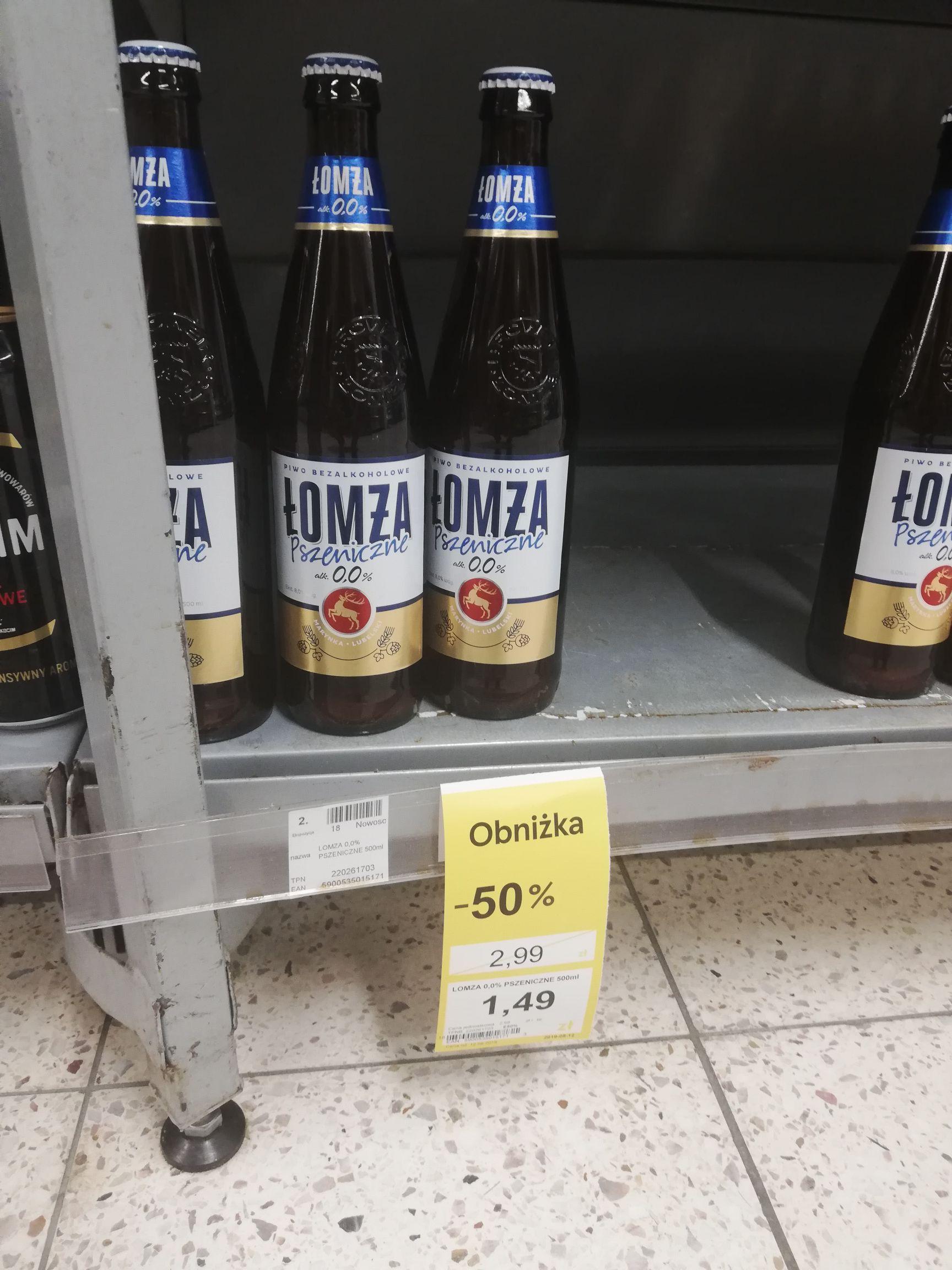 Piwo @Tesco (Piła)