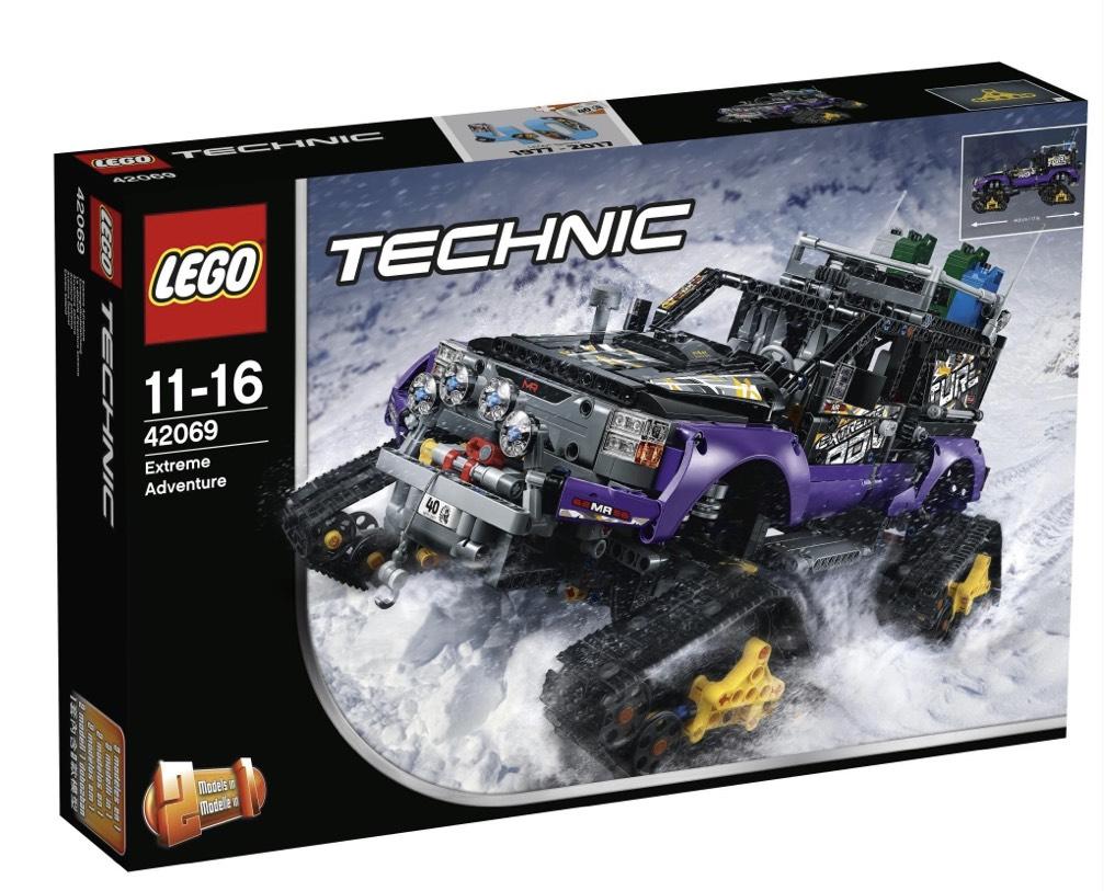 Lego technic 42069 Poznań leclerc