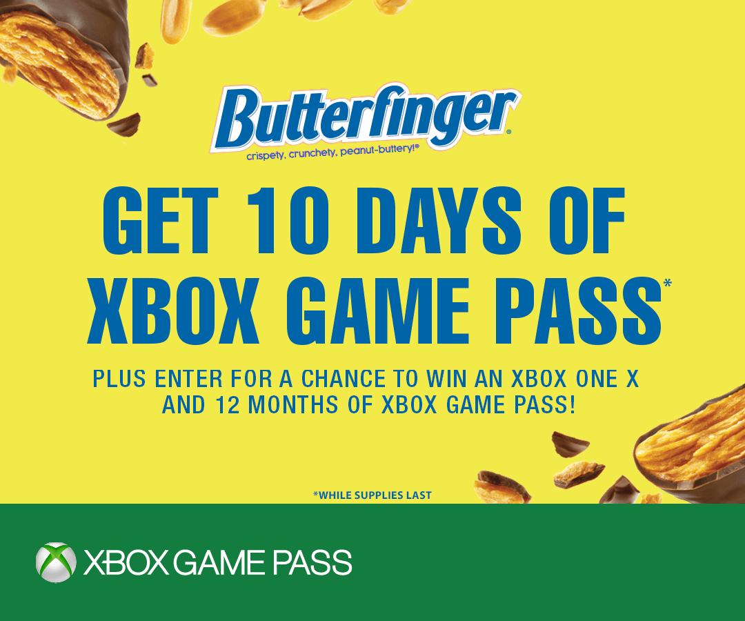 Xbox Game Pass - 10 dni za darmo (albo więcej)