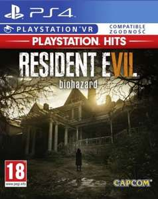 (PS4) Resident Evil 7: Biohazard PL