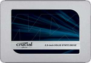 Crucial MX500 500GB @ x-kom