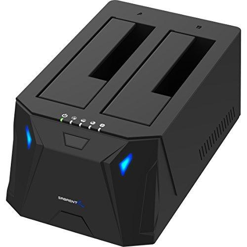 """Sabrent/Inateck EC-HD2B USB 3.0 Stacja dokująca na 2x dysk 2.5""""/3.5"""""""