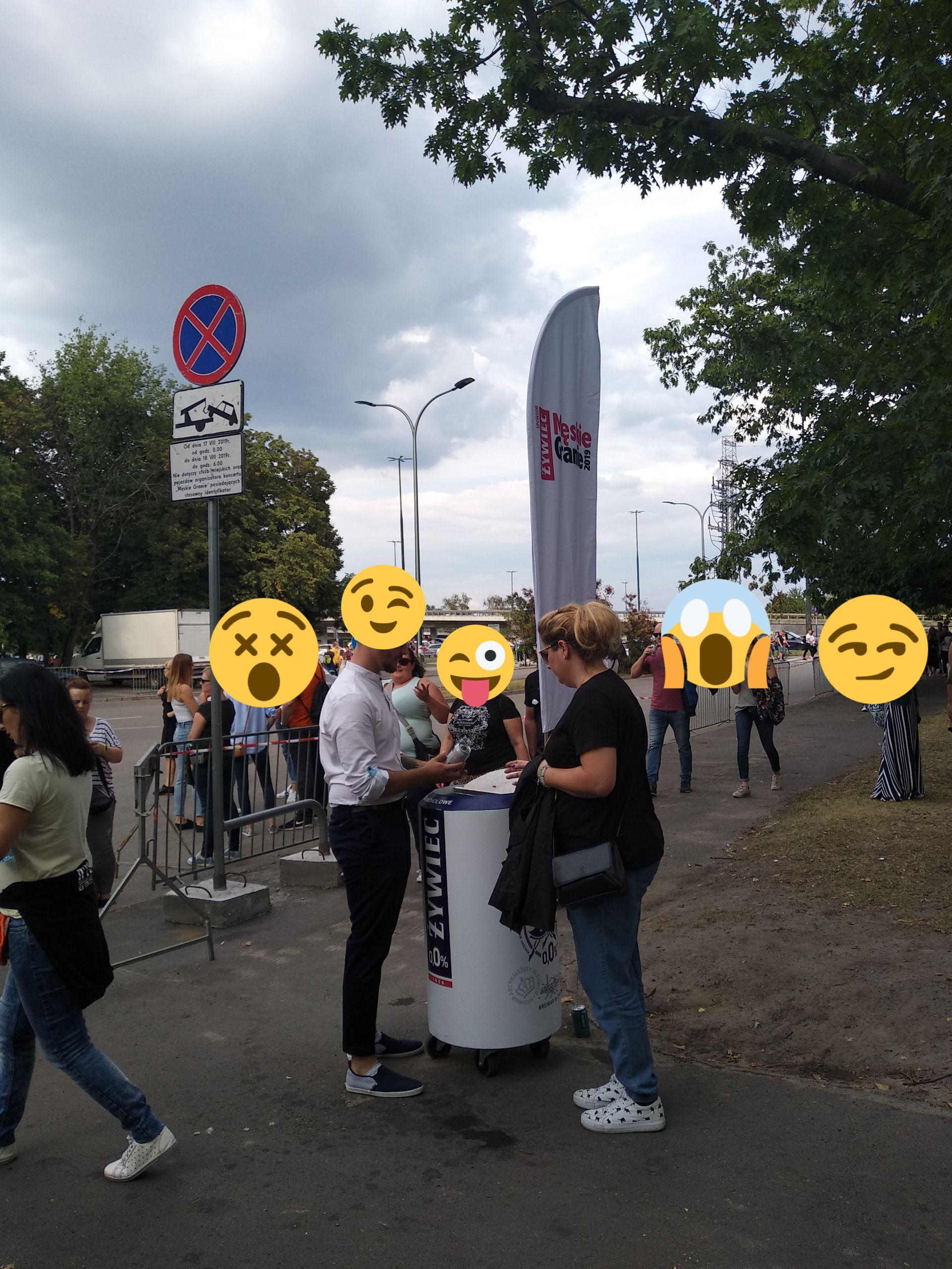 Męskie Granie Warszawa Żywiec 0 za free