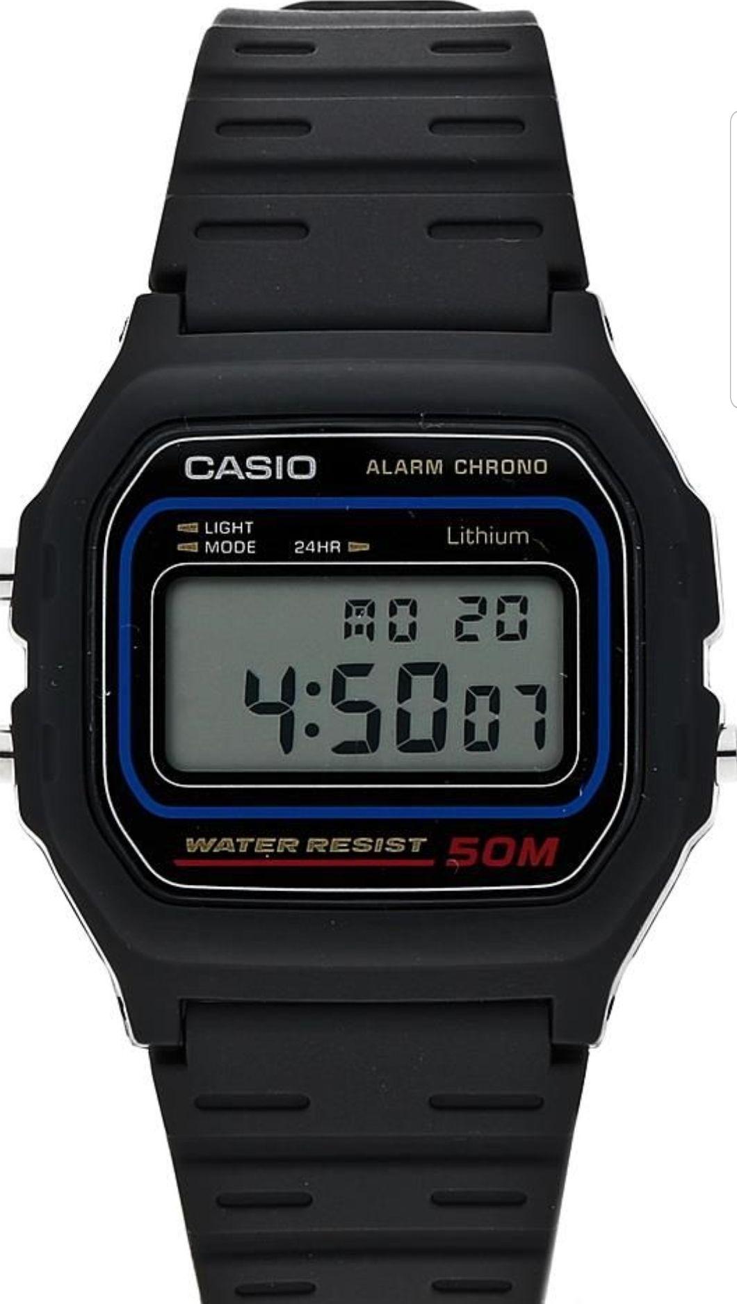 Casio Retro Classic W591VQEF za 25zł @Kaufland