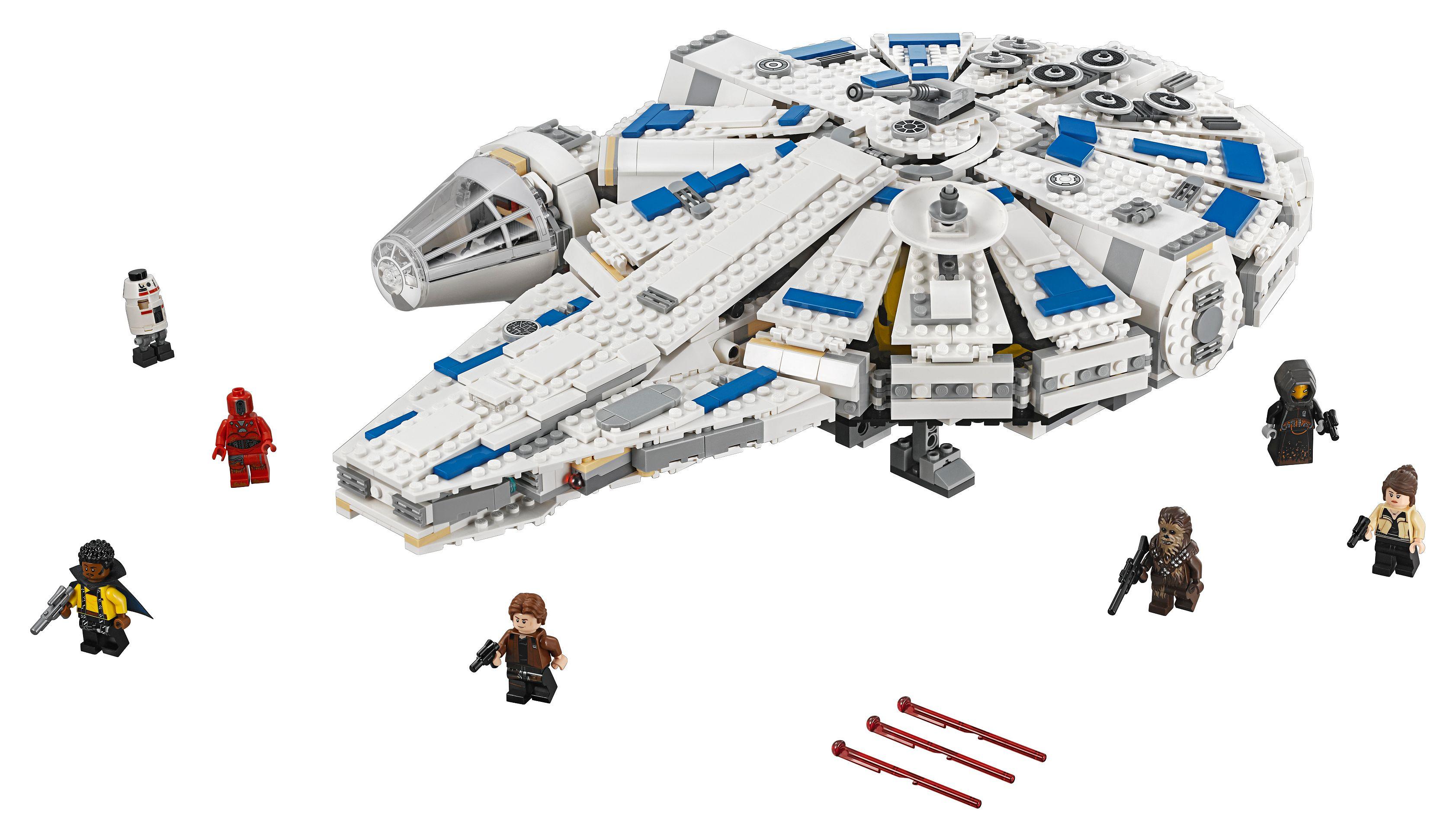 Lego 75212 sokół Millennium