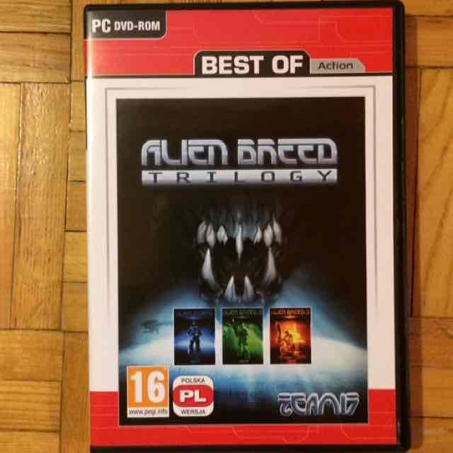 alien breed trilogy 5,59zl. Tesco. Steam 3 części gry