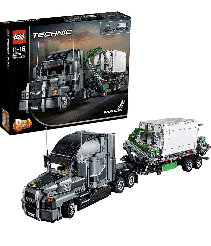 Lego technic Mack 42078